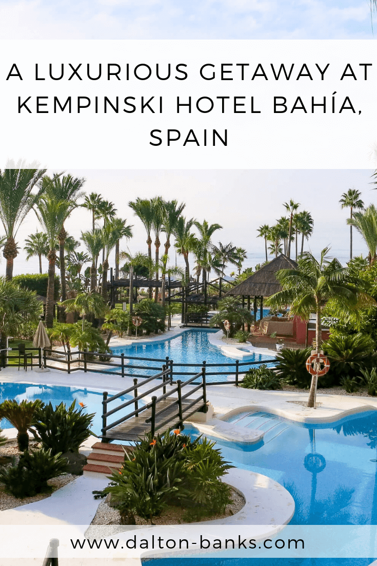 5 star luxury hotel near Marbella. Full review of Kempinksi Hotel Bahía, Spain